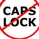 Slik blir du kvitt Caps Lock