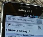-- Samsung, dere feiler med Android 4.0