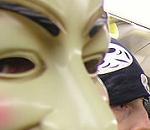 Anonymous tok ned offentlige tjenester i Hellas