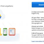 Nå er Google Drive her!