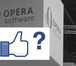 Facebook kan vurdere Opera-kjøp