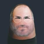 Steve Jobs på en fingertupp