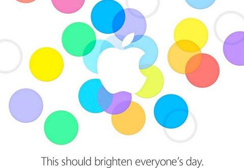 10. september er datoen Apple sannsynligvis vil vise frem nye iPhones og iPads. Foto: Apple / pressemelding