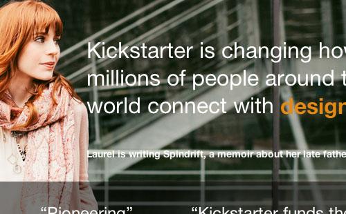 Er det mulig å forutsi om et Kickstarter-prosjekt blir en suksess eller ikke? Foto: Kickstarter
