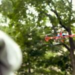 Denne dronen hjelper forvirrede studenter