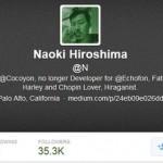 Historien om mannen som mistet Twitter-navnet sitt