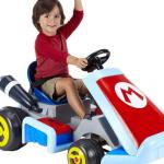 Nå kommer verdens første kjørbare Mario Kart