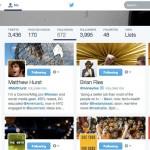 Twitter kan komme med stor designendring