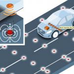 Volvo tester magnetsystem for selvkjørende biler