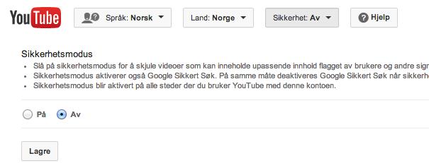 Foto: YouTube / Skjermdump