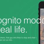 Nå kommer applikasjonen som lar deg unngå vennene dine