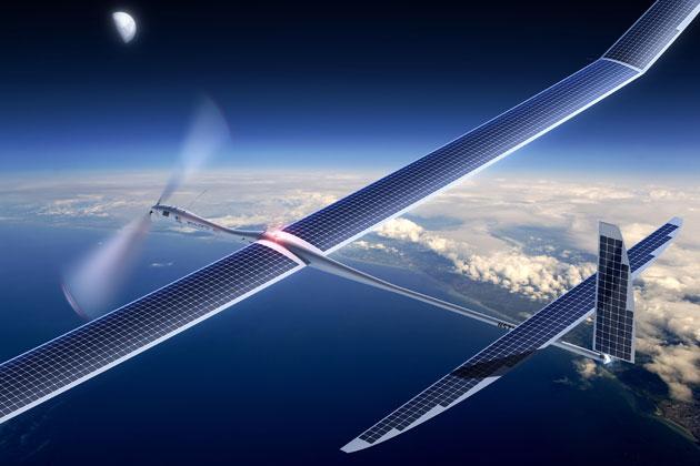 Foto: Titan Aerospace