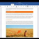 Microsoft har lansert Office for iPad
