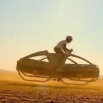 Futuristisk svevesykkel kan bli din i 2017