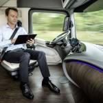 Future Track 2025 - Mercedes vil revolusjonere tungtransport