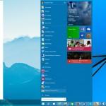 Windows 10 med et hav av oppdateringer
