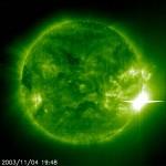 Satellitten SOHO er 20 år: Se flotte bilder av solen