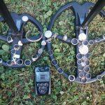 XP DEUS - trådløs metallsøker / metalldetektor
