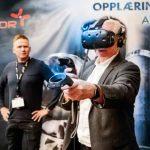 Til Sverige med VR, 3D- og spillteknologi i bagasjen
